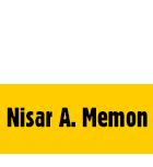 Nisar A. Memon